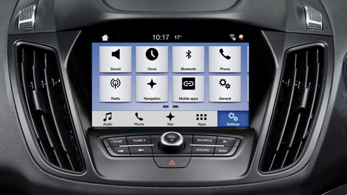 Ford Sync 3 Autointegration