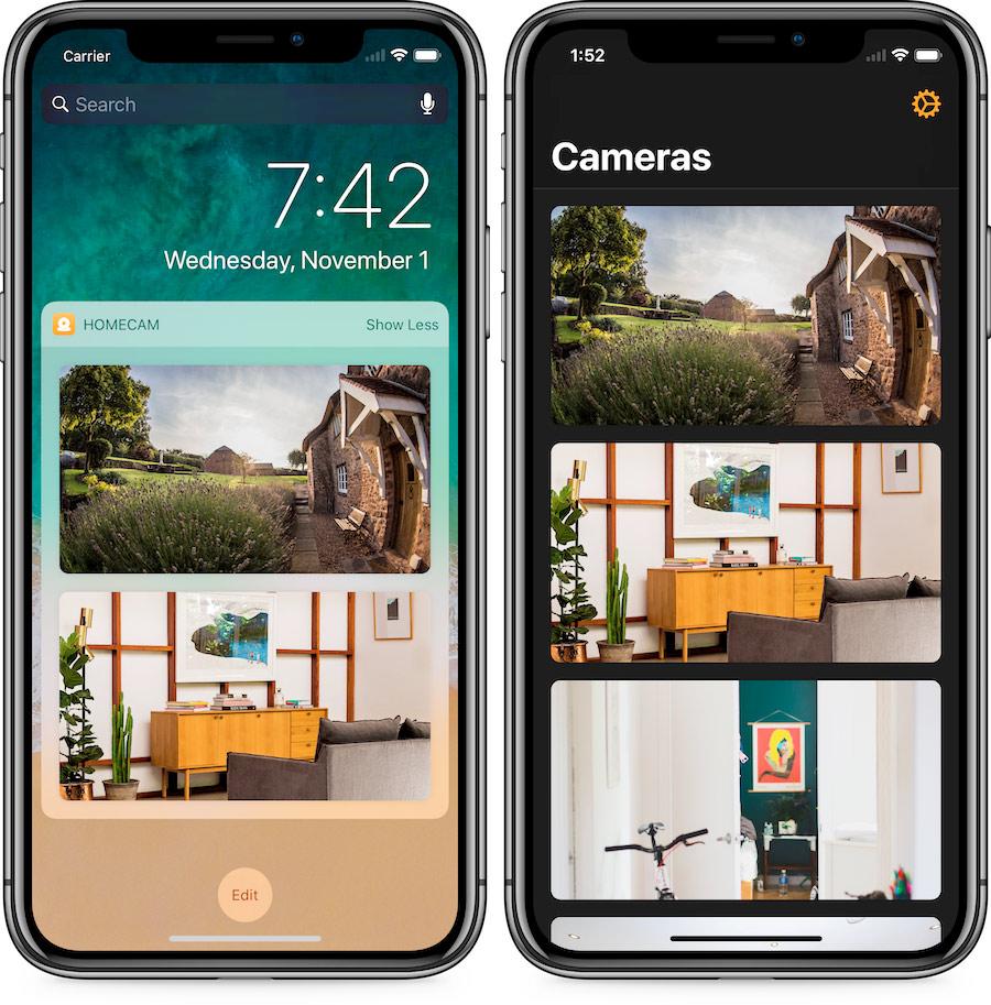 Homecam Iphone