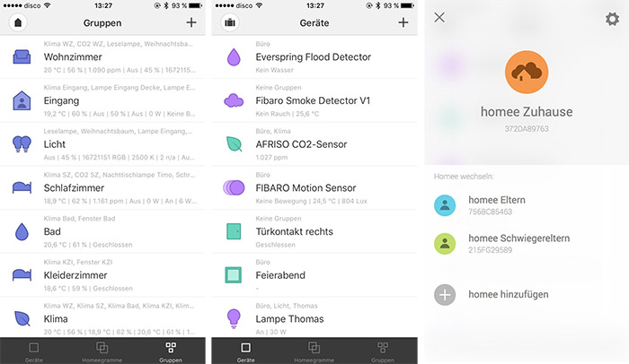 Homee App