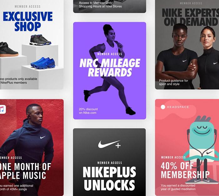 Nike Unlocks