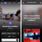 Shazam Liedtexte Anzeigen