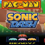 Sonic Dash Pac Man Crossover Event