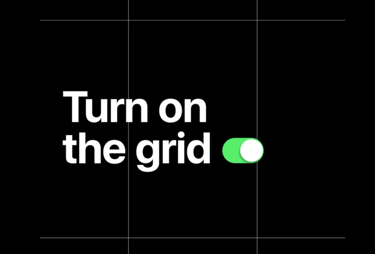 Turn On The Grid