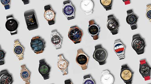 Android Wear Os Uhren