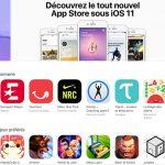 App Store Frankreich