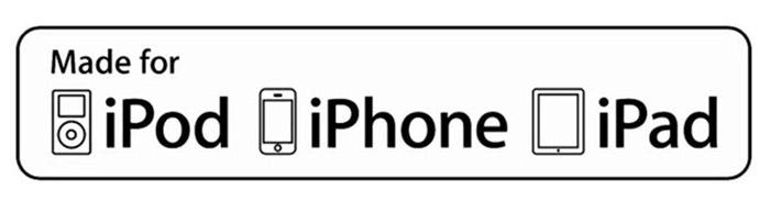Apple Mfi Logo Alt