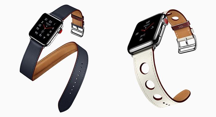 Apple Watch Hermes Armbaender 2018