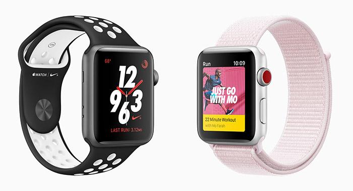 Apple Watch Nike Armband 2018