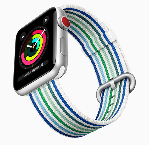 Apple Watch Nylon Armband 2018