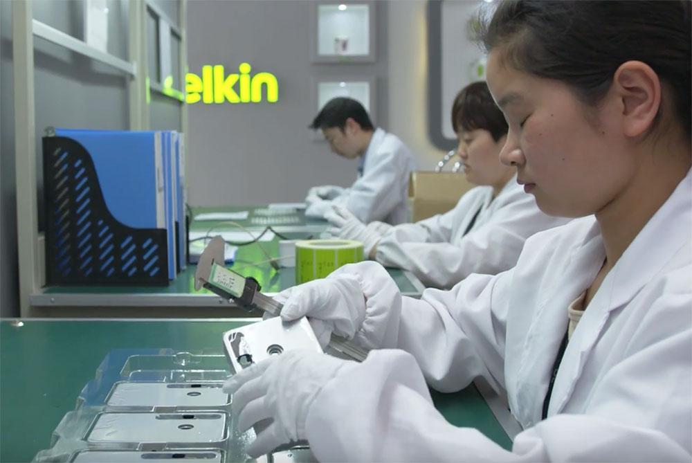 Foxconn übernimmt Zubehör-Hersteller Belkin