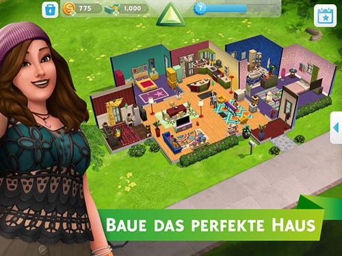 Die Sims Mobile Fuer Iphone Und Ipad