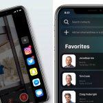 Facetime App Bar