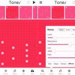 Tones Screen