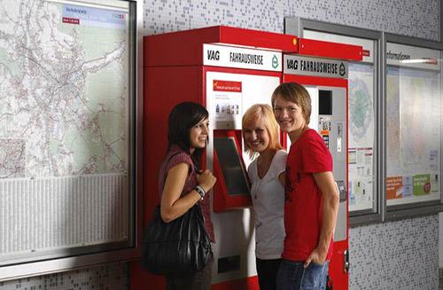 Vag Nuernberg Fahrkarten