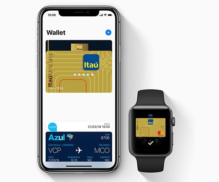 Apple Pay Brasilien