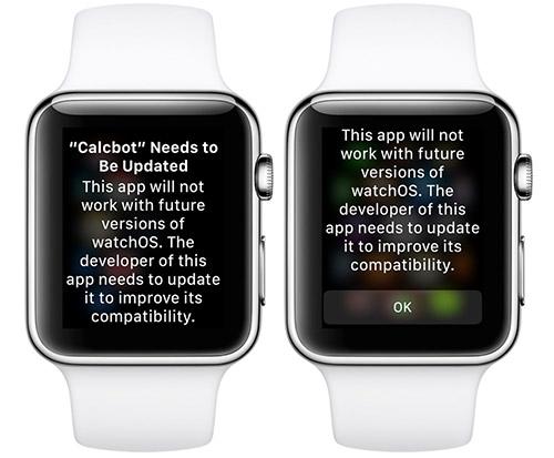 Apple Watch Alte Apps Nicht Mehr Unterstuetzt