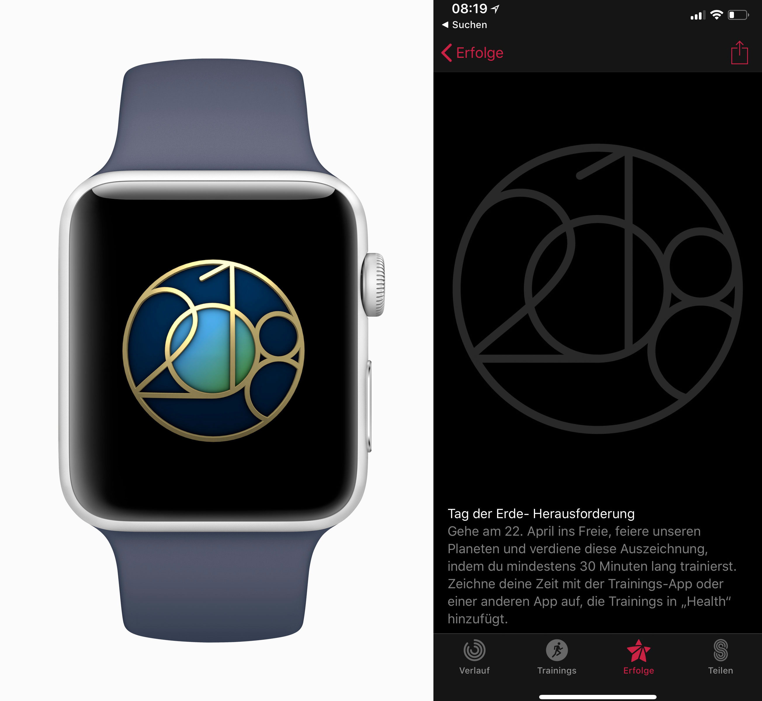 Apple Watch Erfolg