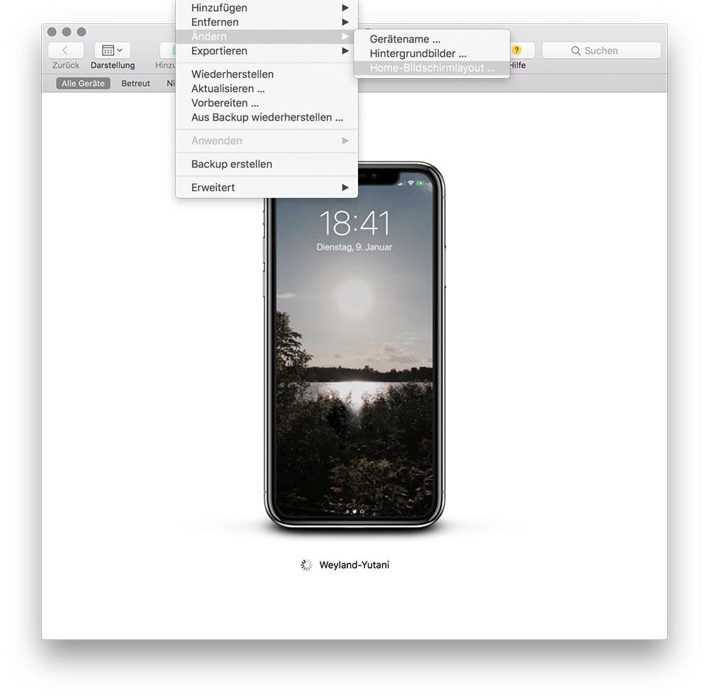 Iphone Web.de Ordner Neu Sortieren