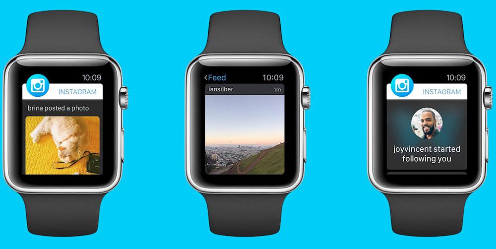 Keine App für Apple Watch mehr — Instagram