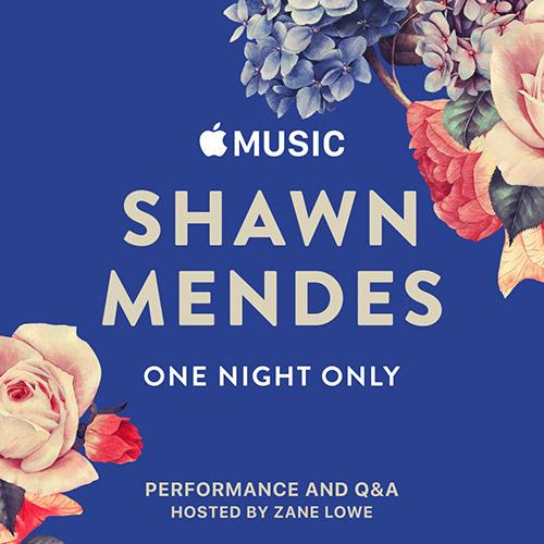 Apple Music Shawn Mednes OneNightOnly