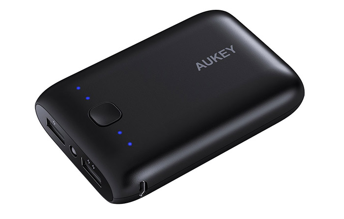 Aukey Akku