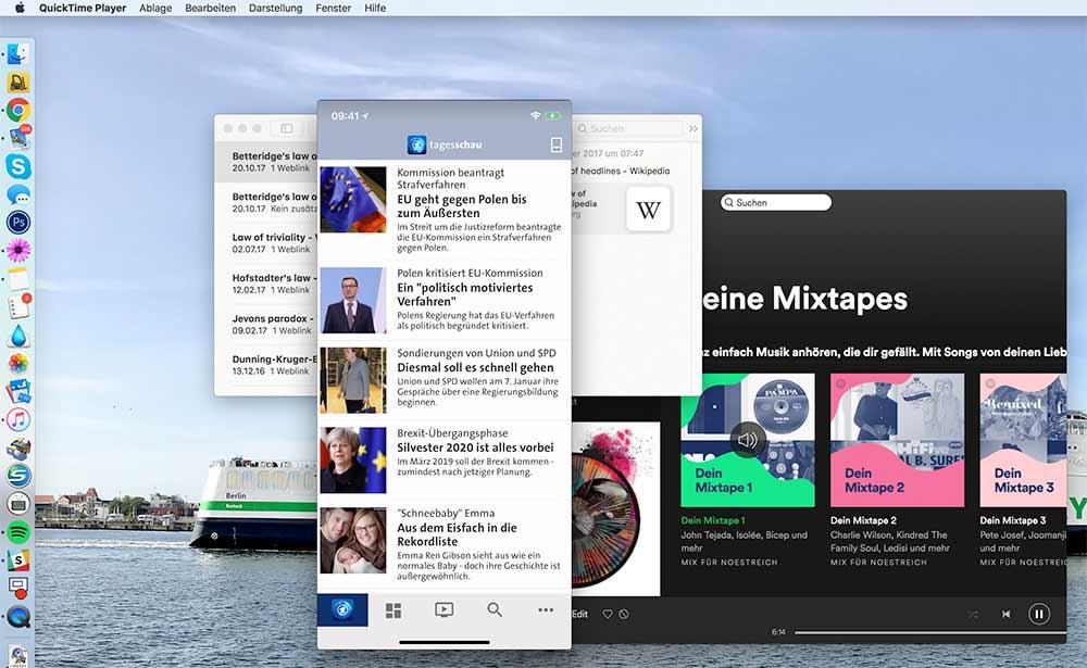 IOS und Mac: Tool für Cross-Plattform-Apps von Apple erst 2019?