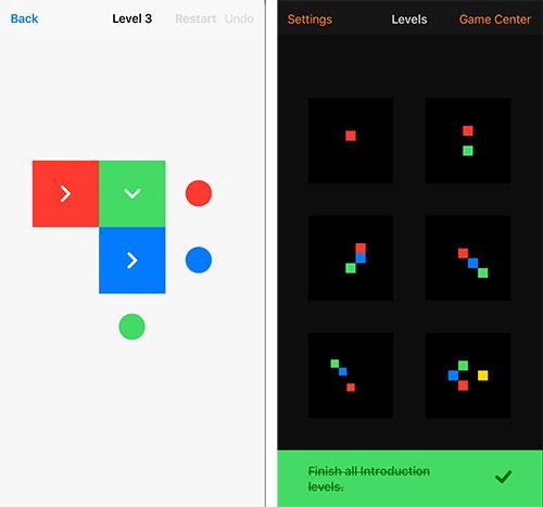 Squares App