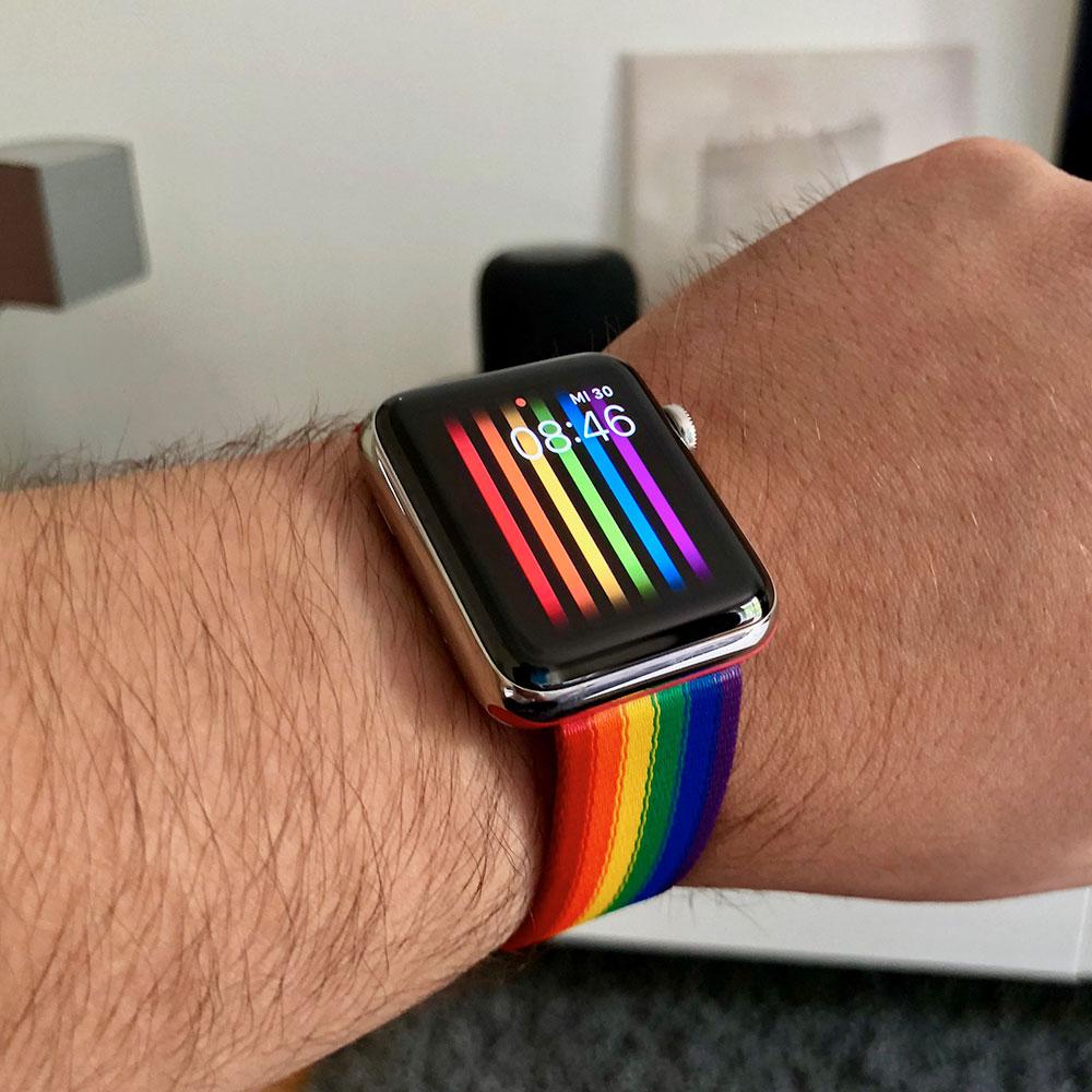 Zifferblatt Pride