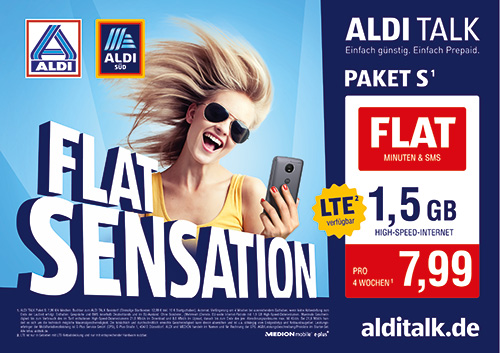 Aldi Talk All Net Flat