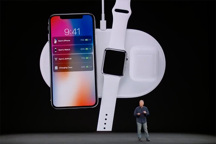 Apple Airpower Praesentation Phil Schiller