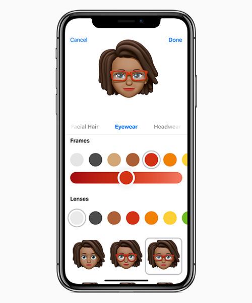 Apple Memoji Iphone X