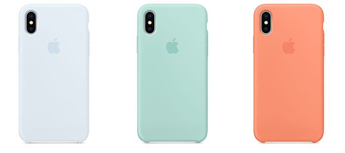 Apple Silikon Iphone Cases Sommer 2018