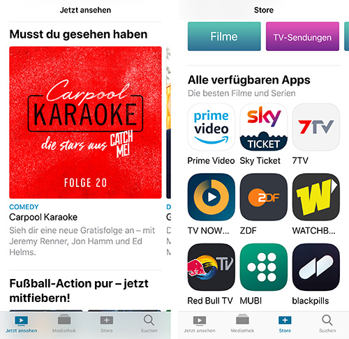Apple Tv App Mit Red Bull Tv