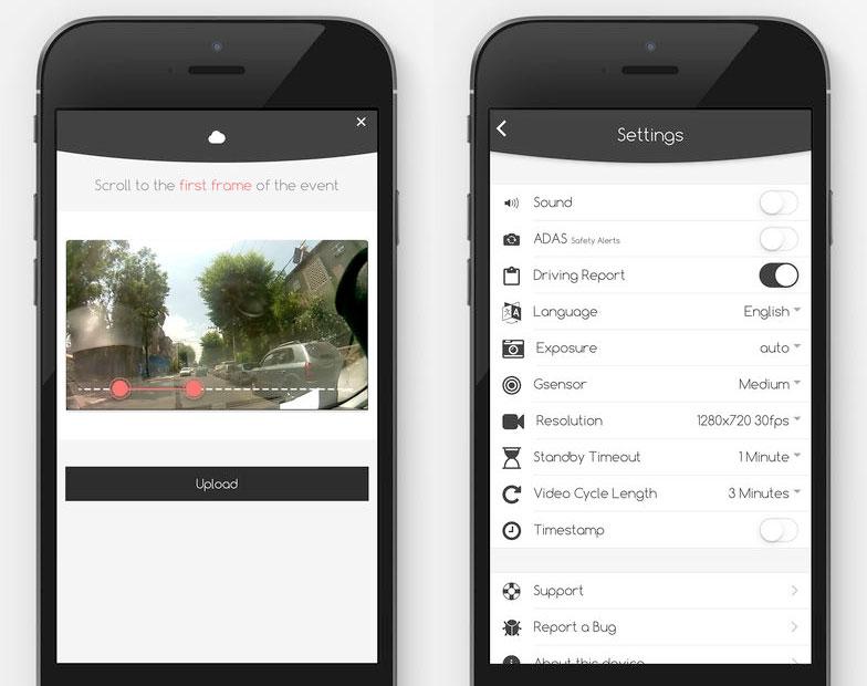 Dashcam App
