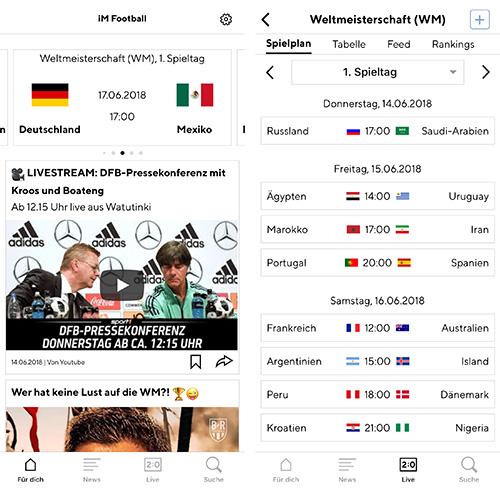 Im Football App