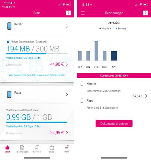 Meinmagenta App Telekom