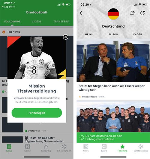 Onefootball Wm App