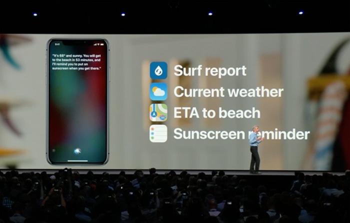 Siri Suggestions App