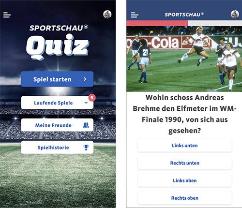 Sportschau Quiz App Iphone