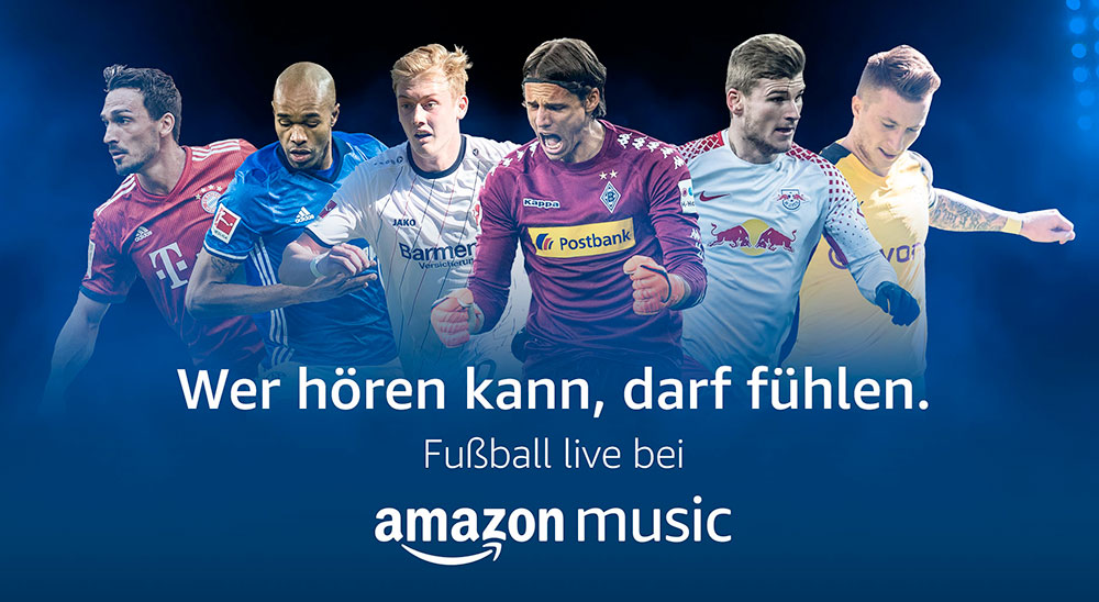 Amazon Fussball