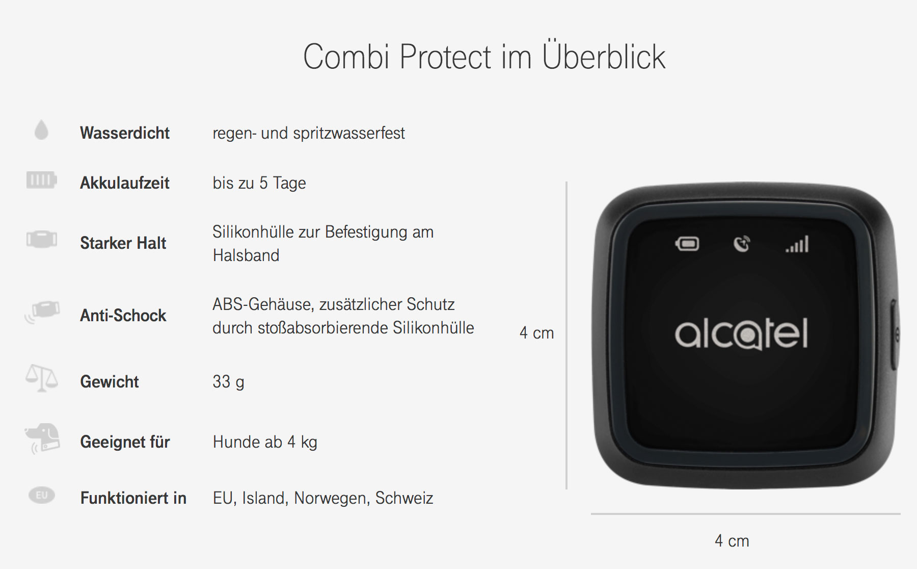 combi protect telekom startet gps hundetracker iphone. Black Bedroom Furniture Sets. Home Design Ideas