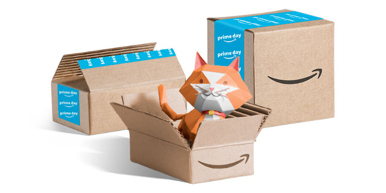 Amazon Prime Day startet heuer am 16. Juli