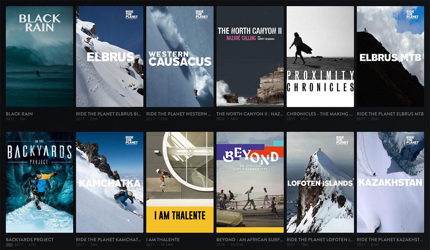 Ski Filme