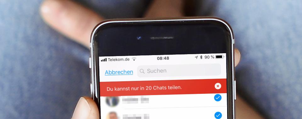 2018 whatsapp leere nachricht WhatsApp