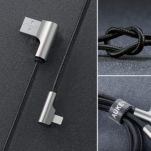 Aukey Lightning Kabel Nylon