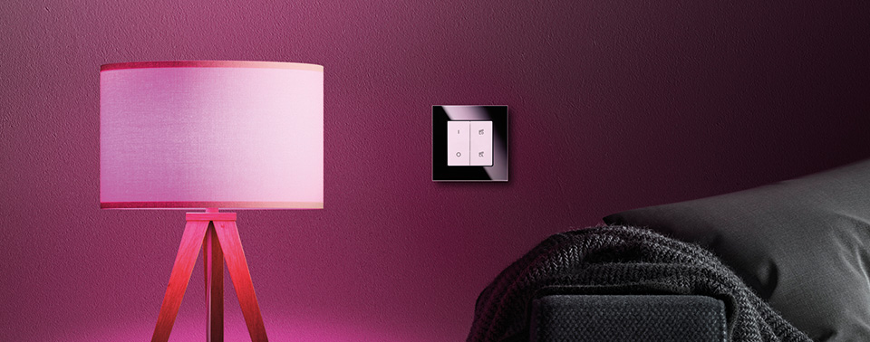 busch jaeger k ndigt wandschalter f r philips hue an iphone. Black Bedroom Furniture Sets. Home Design Ideas