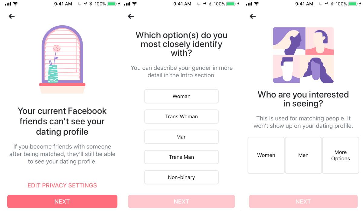 Dating-apps und vertrauen