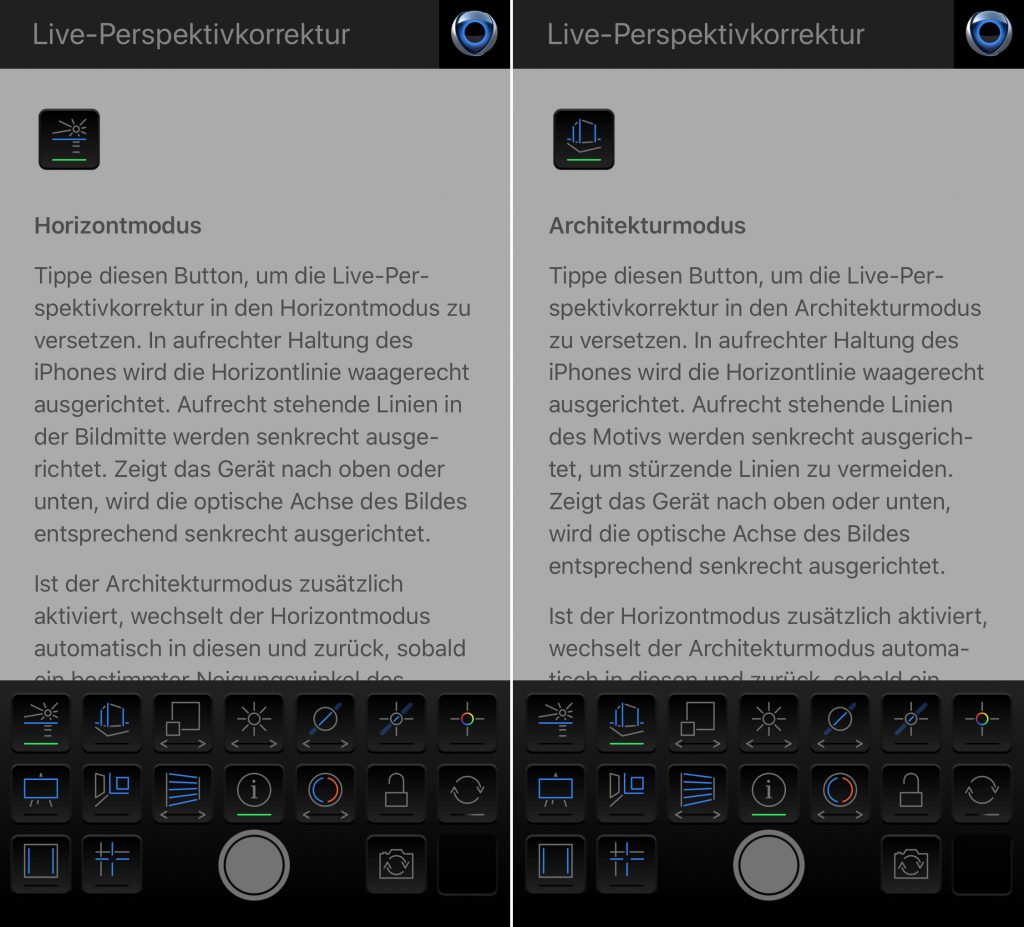 Info Text Gimbse