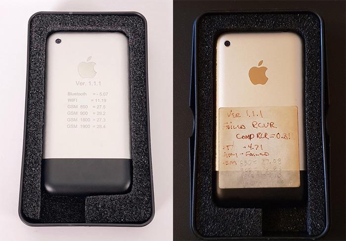 Iphone Prototypen Auf Ebay