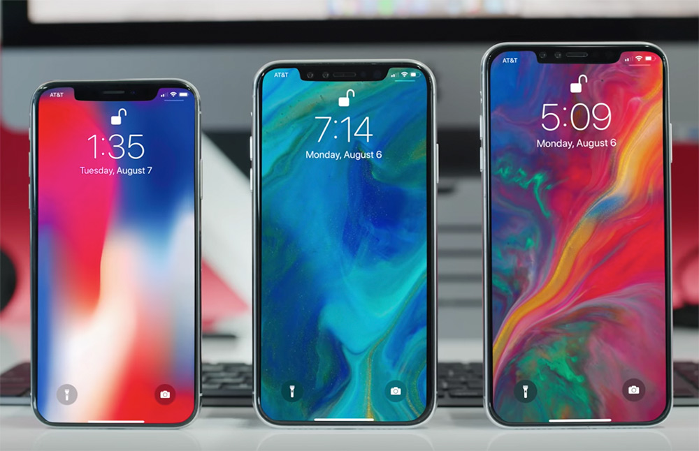 Iphone X Ausblick